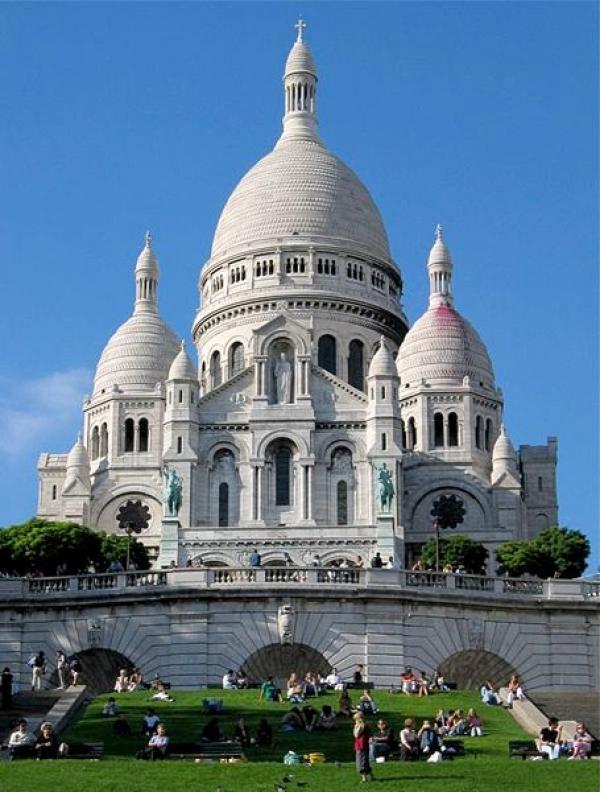 sites touristiques paris