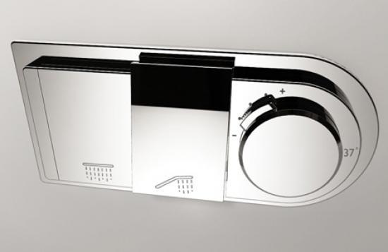 syst me de douche modulaire. Black Bedroom Furniture Sets. Home Design Ideas