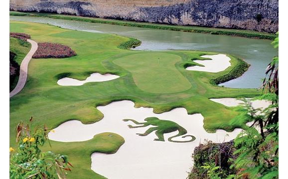 Les plus beaux golfs du monde for Le plus beau canape du monde