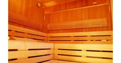 sauna chez soi kariaz mag. Black Bedroom Furniture Sets. Home Design Ideas