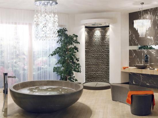 Baignoire Italienne Design Up Position