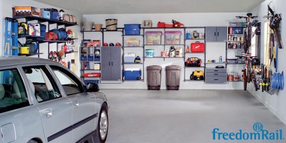 conseils pour bien ranger son garage. Black Bedroom Furniture Sets. Home Design Ideas