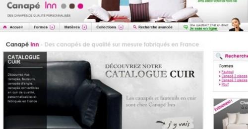 achat canap kariaz mag. Black Bedroom Furniture Sets. Home Design Ideas
