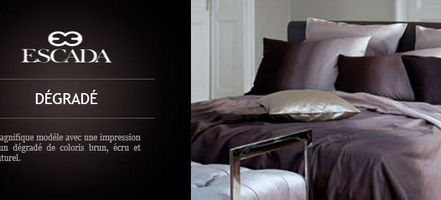 linge de lit haute gamme Du linge de maison haut de gamme sur ma housse de couette.com linge de lit haute gamme